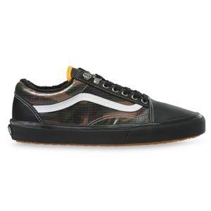 Vans Old Skool MTE Black Camo Sneakers